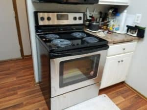 should i put stainless steel appliances in my rental property